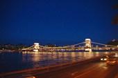 Вечер над Дунаем