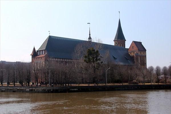 Кафедральный собор на о.Канта