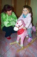 С бабушкой играли в ковбоя