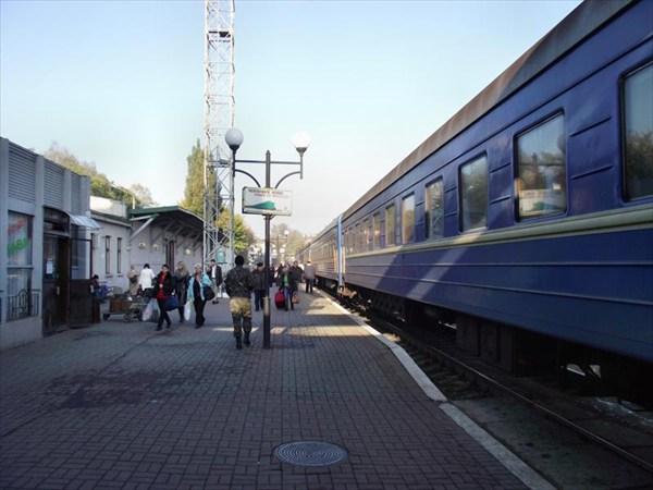 Черновицкий вокзал