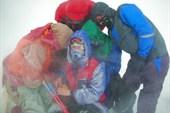 Холод сближает (на траверсе Тереньказырского)