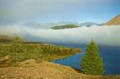 Озеро Большой Дарпир. Северная оконечность