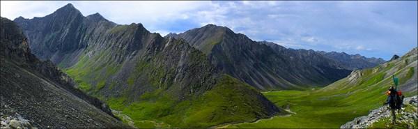 Перевал Хубутский