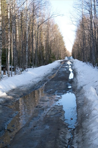 Снегогрязь