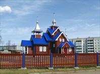 Церковь в с.Янишполе