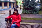 На улицах Мукачева