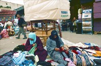 Рынок в Мекнезе