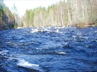 Река Видлица. Открытие сезона