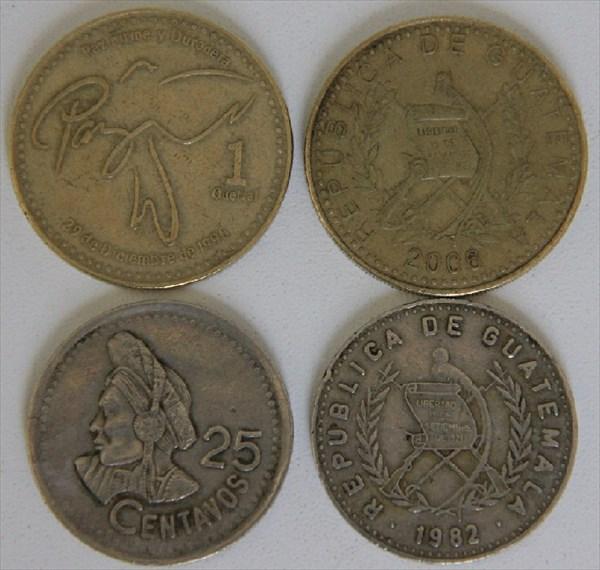 112-Кетцали-монеты