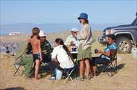 Западная Монголия, август