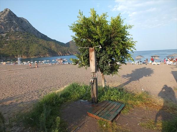 Пляж Адрасан