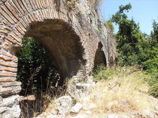 Олимпус. Римские бани