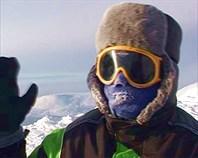 экспедиция на снегоходах на полярный Урал. (c) Александр Клещев