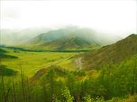старый перевал Чикет-Аман