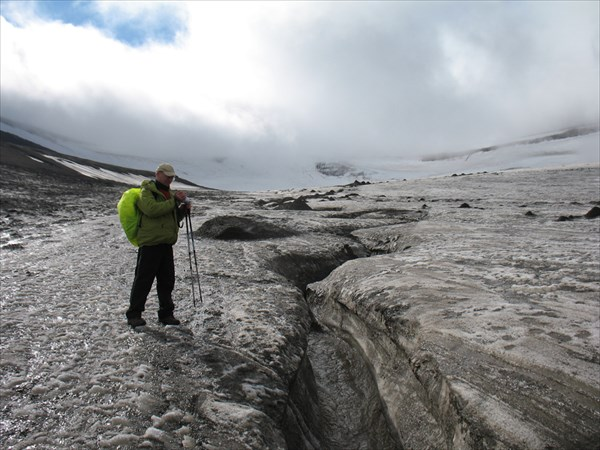 Ручьи с ледника