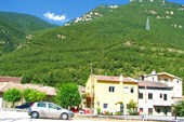 Испанская деревушка в Пиренейских горах
