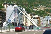Андорра-ла-Велья. Мост через реку Валира
