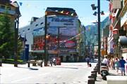 Андорра-ла-Велья. Улица в тоговой зоне