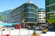 Андорра-ла-Велья. Офисы