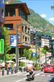 Андорра-ла-Велья. Предгорная улица.