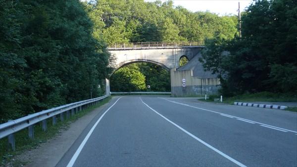 Снова Ж/Д мост