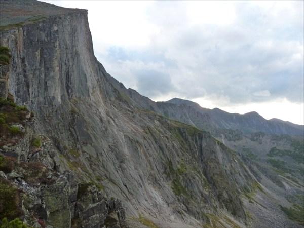 Безжизненные скалы Диера