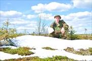 Снег на Чувале