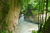Теснина реки Белой