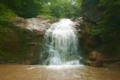 Водопады реки Руфабго. Водопад `Шум`