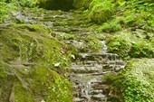 Водопад ступеньки