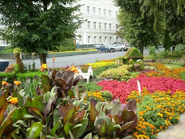 Ставрополь город цветов