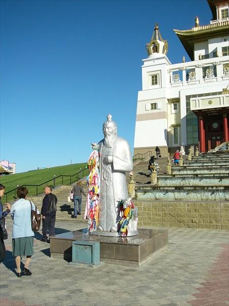 Праотец буддизма в Калмыкии