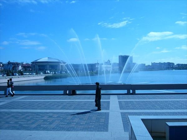 Подводный фонтан
