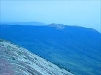 Это Таганай -самая высокая точка Урала в этих широтах.