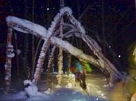 Новогодний отдых на юге Урала.
