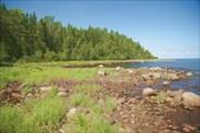 К северу от 4-го пляжа