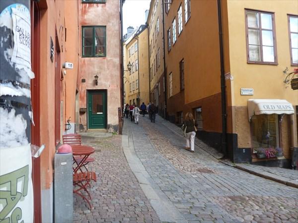 Улицы старого города.