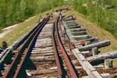 Железная дорога стройки №501. (1948 - 1953 гг.)