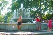 Музыкальный фонтан, Севастополь