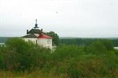 Храм в Кожеозерском монастыре