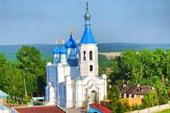 Церковь в Салаире.