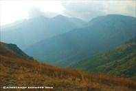На подступах к перевалу Горуча-Богаз