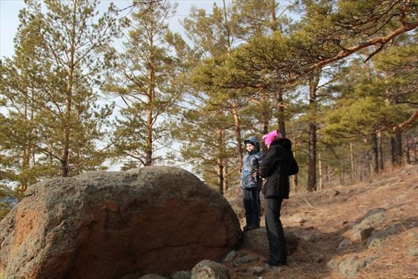 Камень накопитель