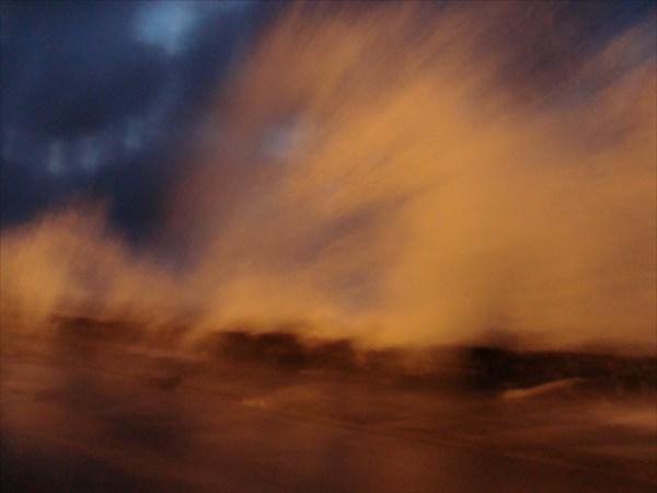 Январь 2009 - шторм