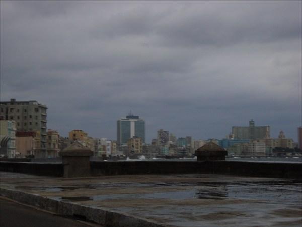 Дождь в январе