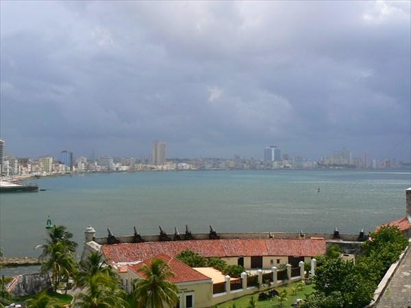 Над Гаваной тучи ходят хмуро