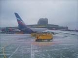 Из Москвы в снежный буран