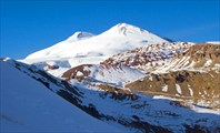 Эльбрусы с востока