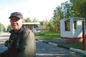 На КПП Республики Беларусь