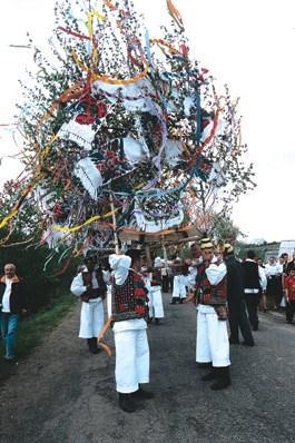 Мармареш. Фестиваль Tanjaua de pe Mara